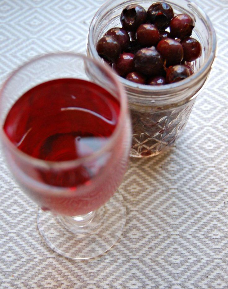 Blueberry Vodka