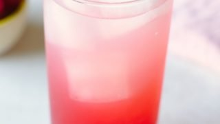 Cherry Lemonade Cocktail