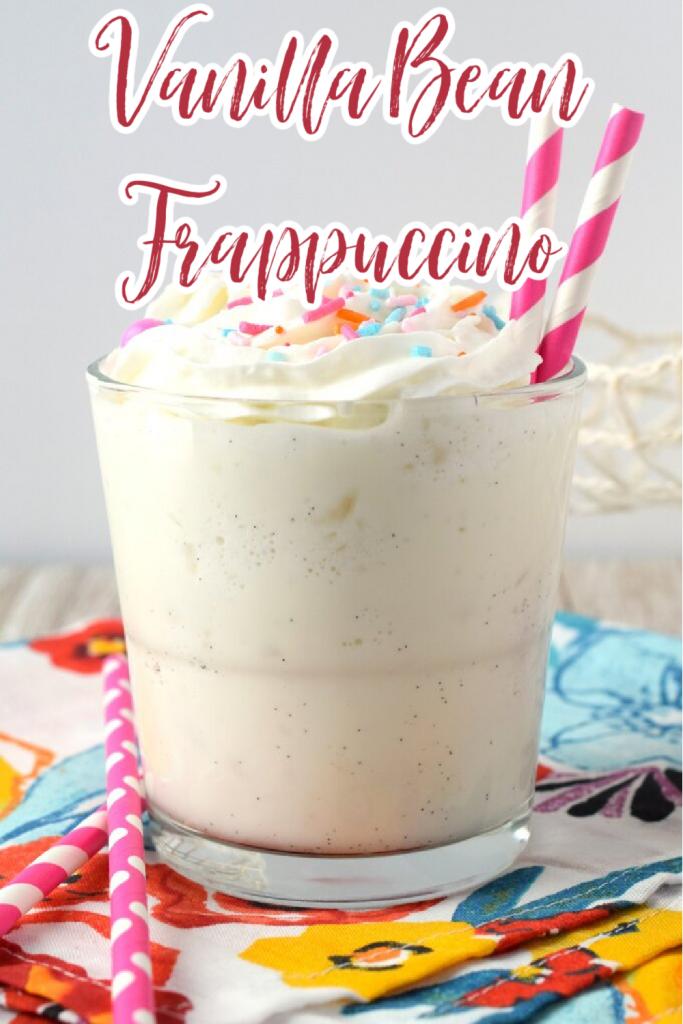 Vanilla Frappuccino