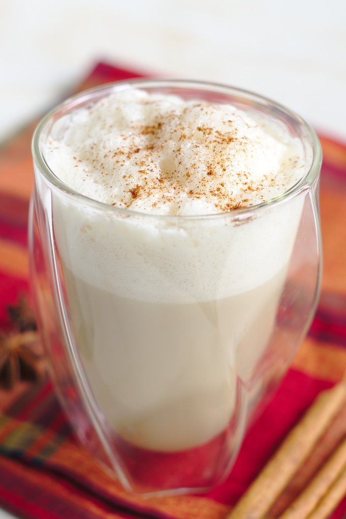 Starbucks Copycat Chai Tea Latte