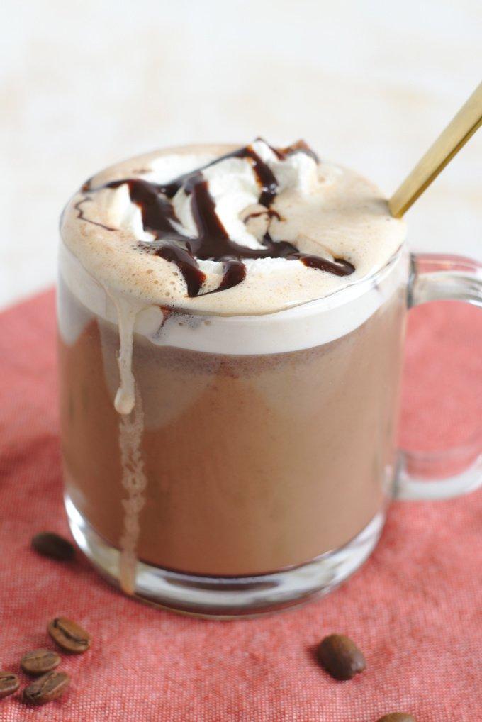 Starbucks Copycat Mocha Latte