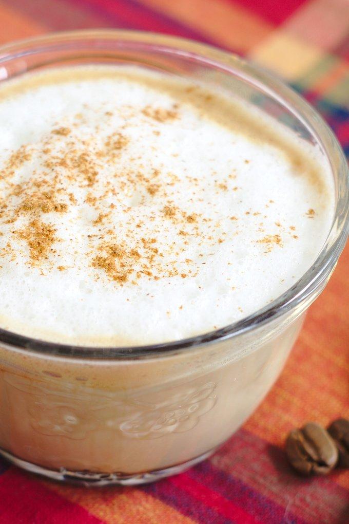 Cinnamon Dolce Latte Recipe
