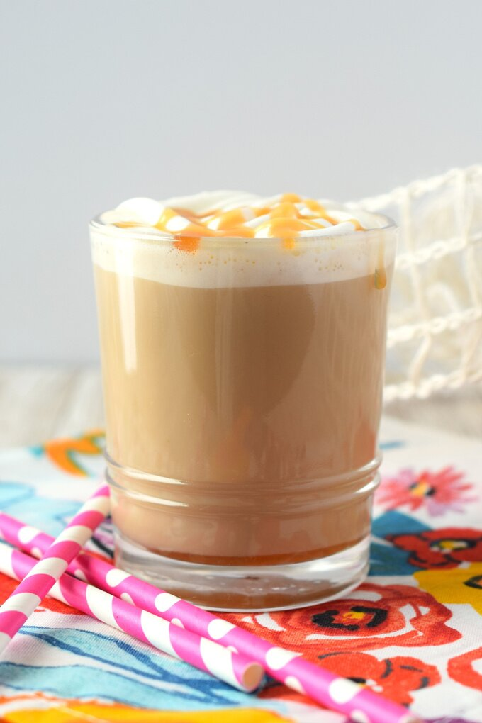 Caramel Latte Recipe