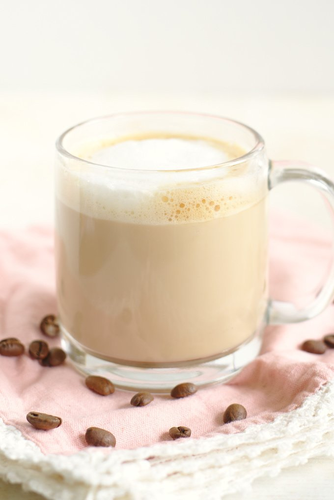 Starbucks Copycat Vanilla Latte Recipe