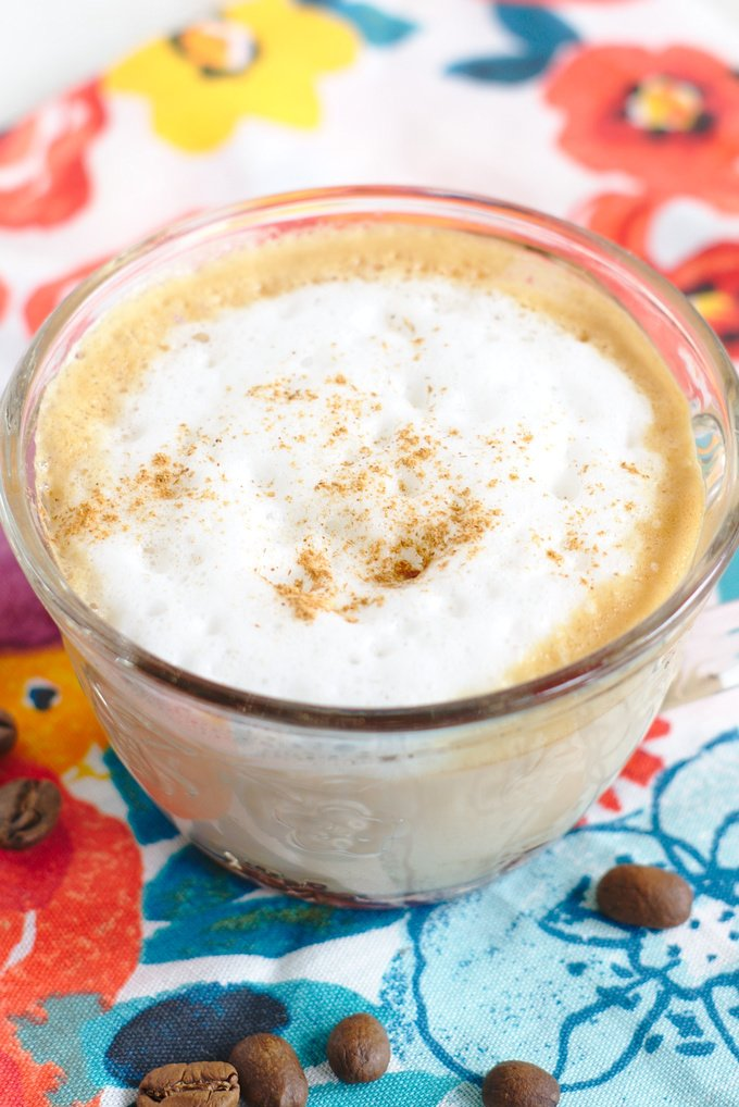 Honey Latte Recipe