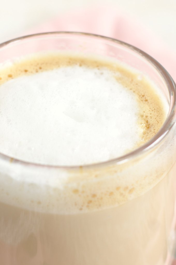 Vanilla Latte Recipe