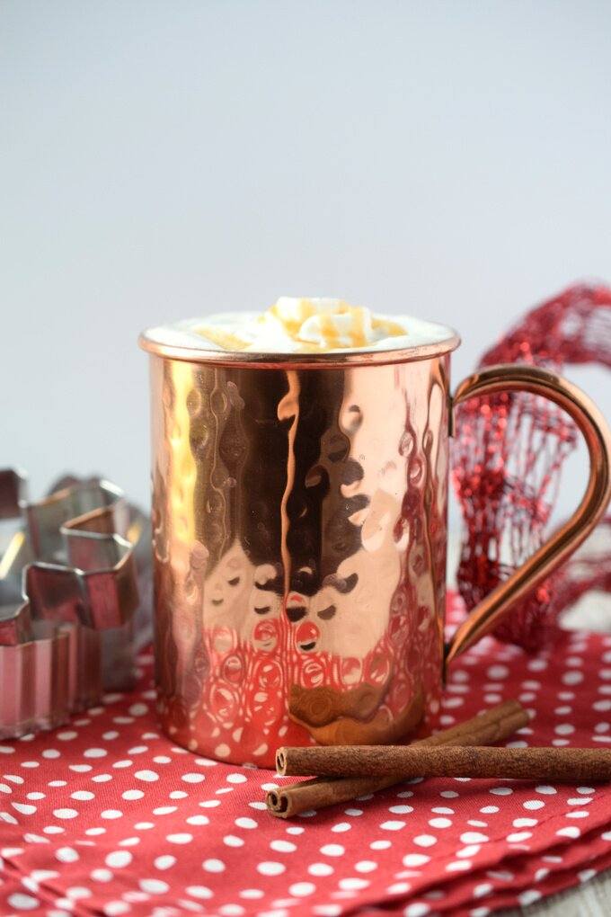 Starbucks Copycat Gingerbread Latte