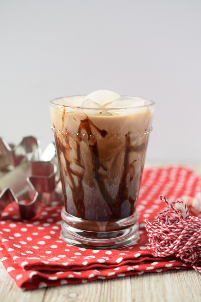 Peppermint Mudslide