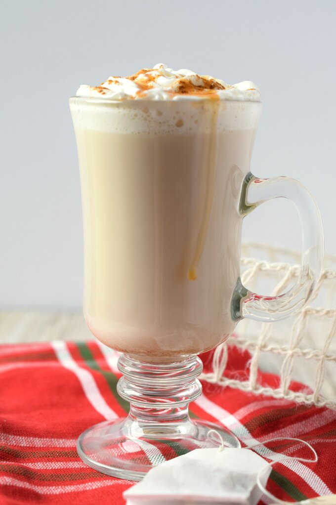 Slow Cooker Chai Tea Latte