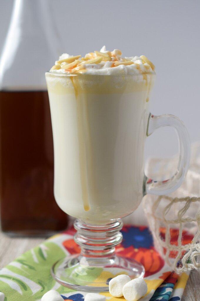 White Hot Chocolate Recipes