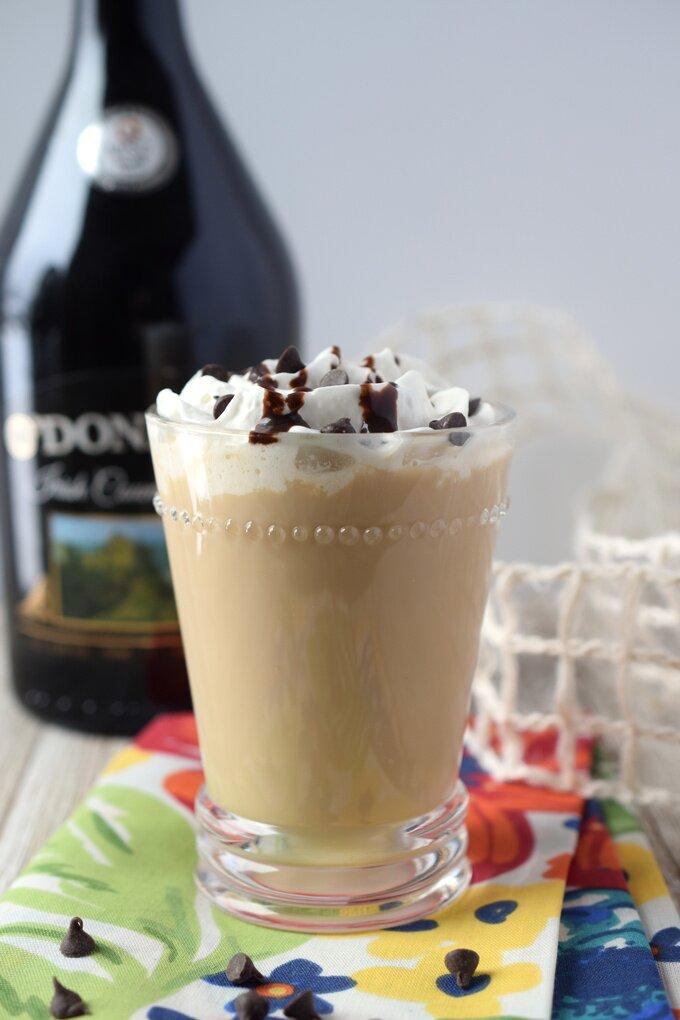 Bailey's Irish Cream Latte