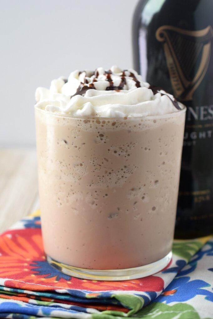 Boozy Milkshake