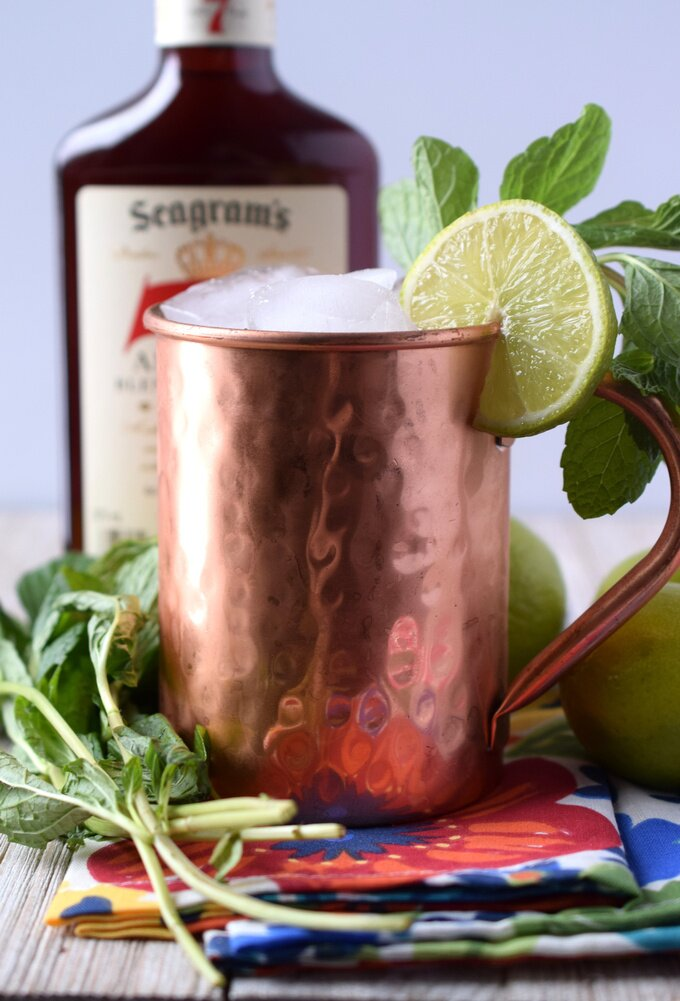 Irish Mule Recipe