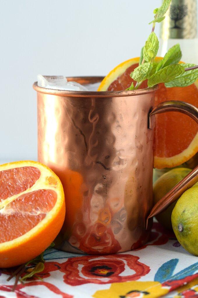 Orange Moscow Mule Recipe