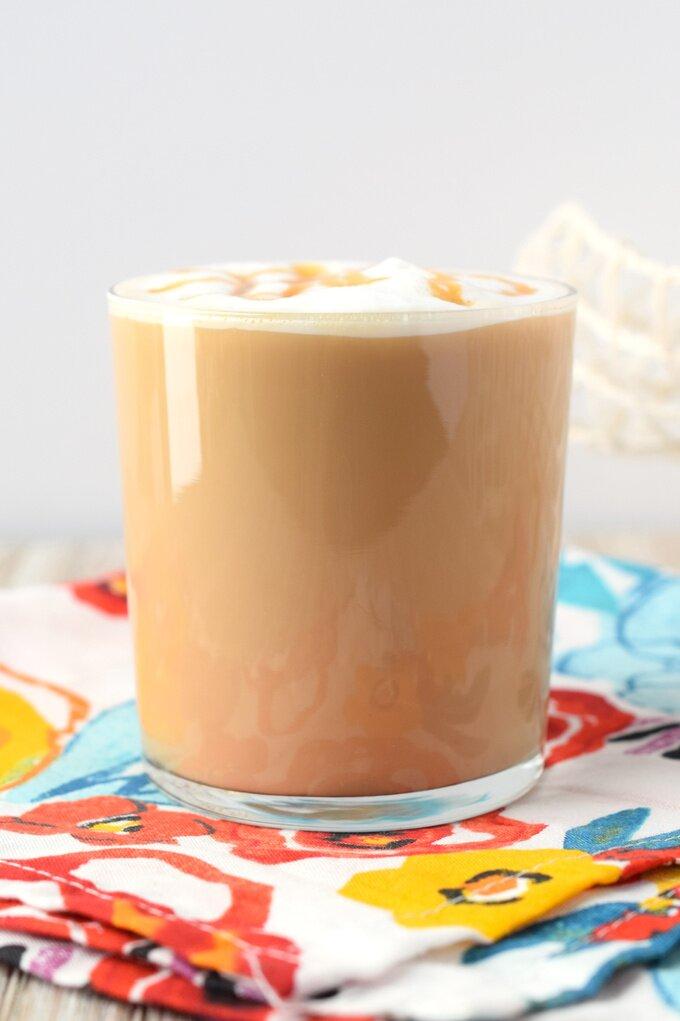 Caramel Macchiato Starbucks Copycat