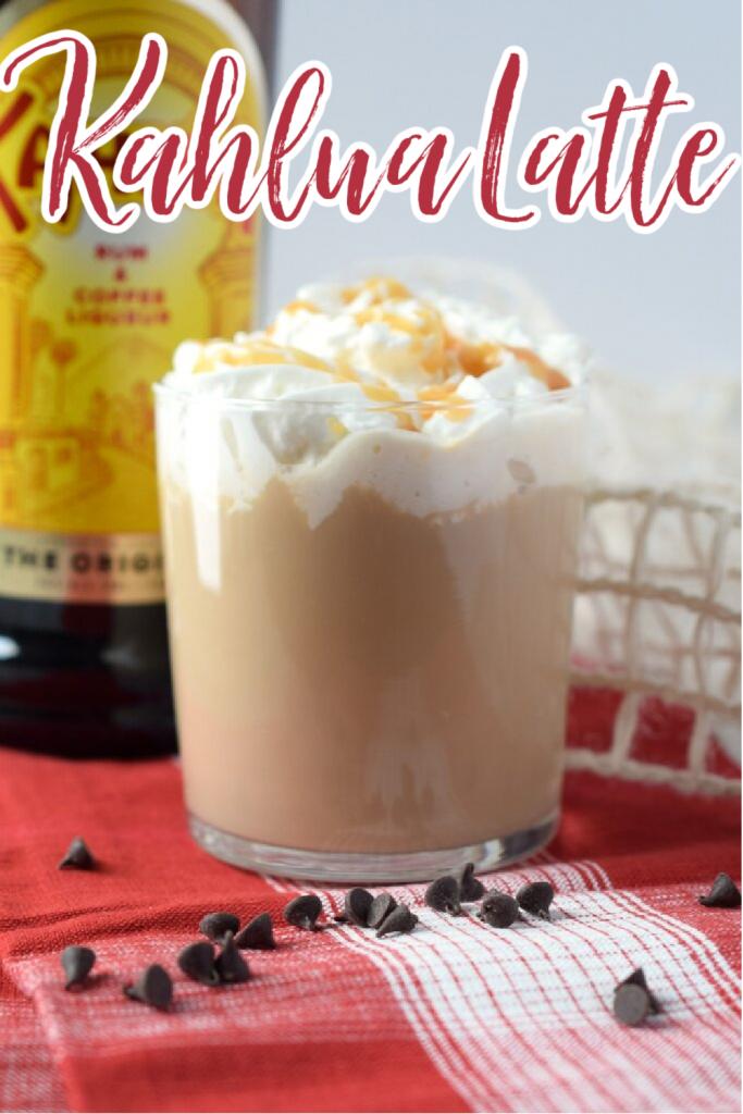 Kahlua Latte Recipe