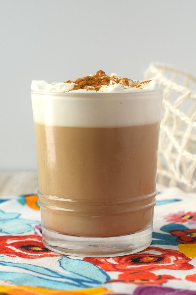 Dirty Chai Latte Recipe