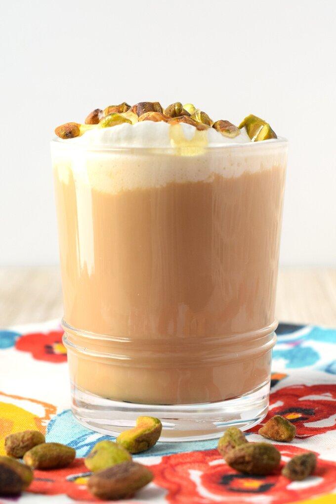Pistachio Latte Recipe