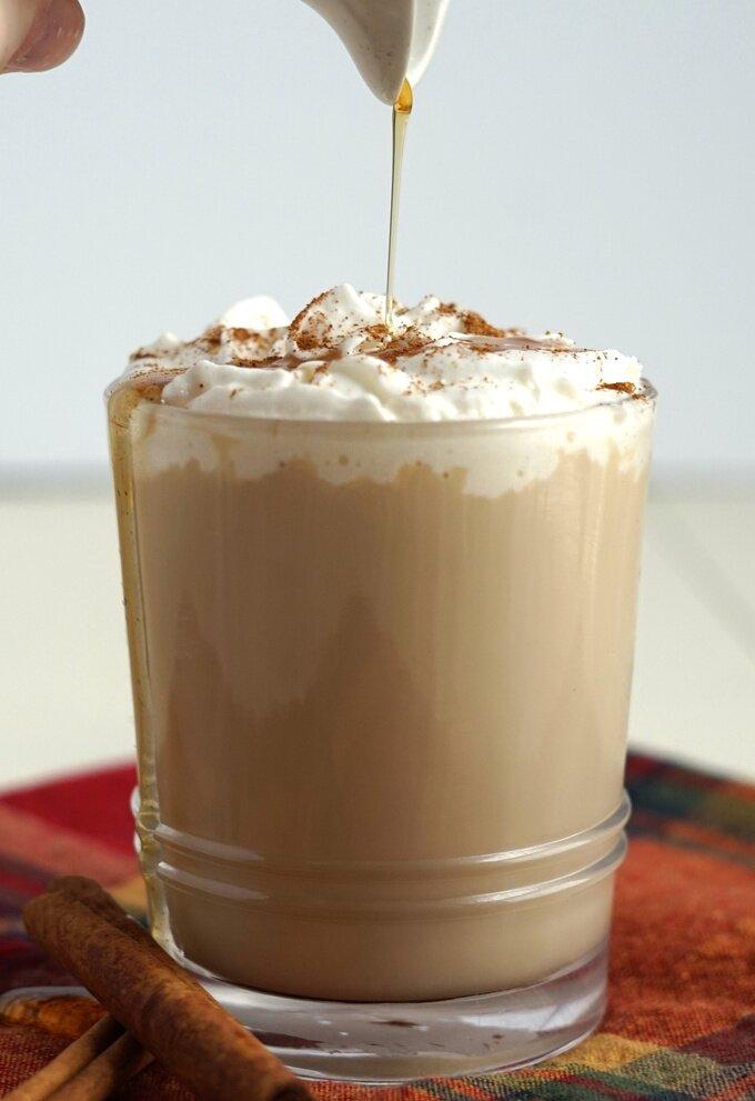 Maple Latte Recipe