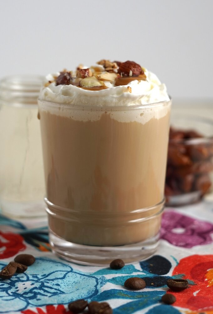 Almond Latte Recipe