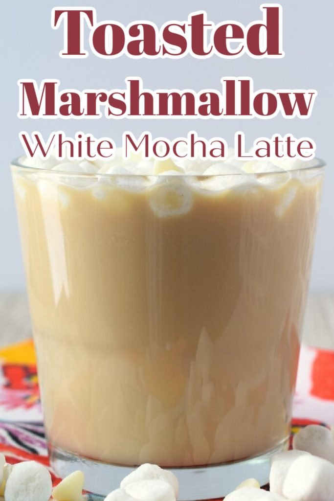 Toasted Marshmallow Latte Recipe