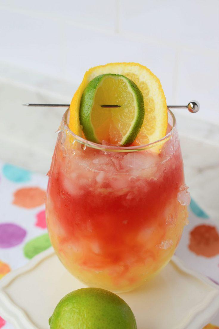 Citrus Breeze Cocktail
